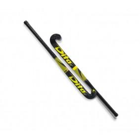 Crosses de hockey - Dita - kopen - Dita FiberTec C45 Low Bow jaunes