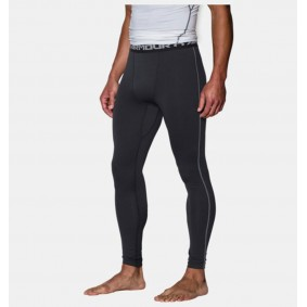 Sous-vêtements thermiques - Vêtements de Hockey - kopen - Under Armour Coldgear Armour Compression Legging – noir