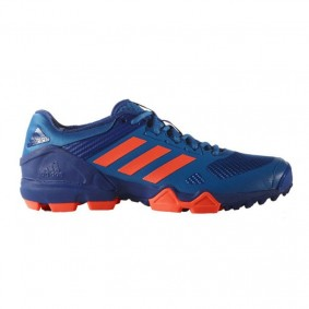 Chaussures Adidas - Chaussures de Hockey - Promotions - kopen - Adidas AdiPower III bleu Orange 2017 édition | 25% DISCOUNT DEALS