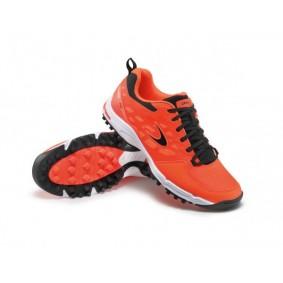 Chaussures de Hockey - Chaussures Dita - kopen - Dita STBL 500 Fluo rouge / noir