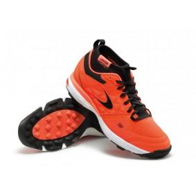 Chaussures de Hockey - Chaussures Dita - kopen - Dita LGHT 700 High Footgant Fluo rouge / noir
