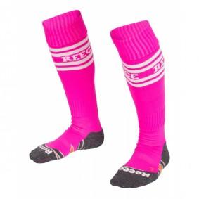 Chaussettes de Hockey - Vêtements de Hockey - kopen - Reece College chaussettes rose