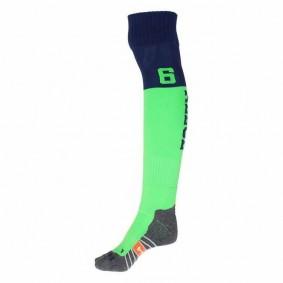 Chaussettes de Hockey - Vêtements de Hockey - kopen - Reece Numbaa chaussettes vert/marine