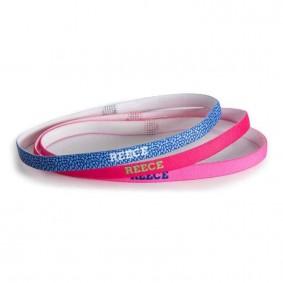 brassière de sport et autre - Vêtements de Hockey - kopen - Reece Bandeaux pur les cheveux rose bleu