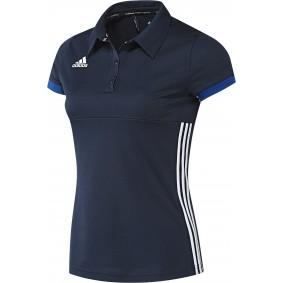 T-shirts de Hockey - Vêtements de Hockey - kopen - Adidas T16 Team Polo femme marine