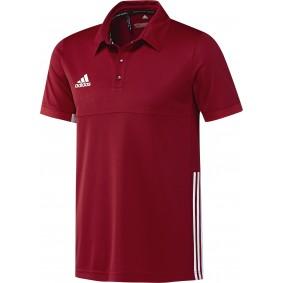T-shirts de Hockey - Vêtements de Hockey - kopen - Adidas T16 Team Polo homme rouge