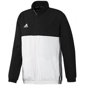 Vestes de survêtement - Vêtements de Hockey - kopen - Adidas T16 Team veste survêtement homme noir