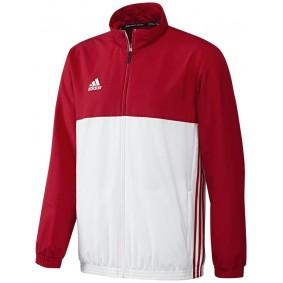 Vestes de survêtement - Vêtements de Hockey - kopen - Adidas T16 Team veste survêtement homme rouge