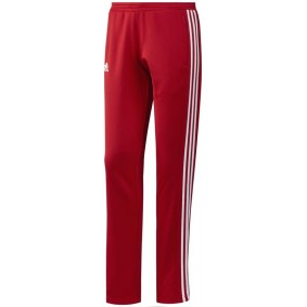Pantalons de Hockey - Vêtements de Hockey - kopen - Adidas T16 sweaterpantalon survêtement femme rouge
