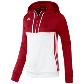 Maillots de Hockey - Vêtements de Hockey - kopen - Adidas T16 sweater à capuche femme rouge