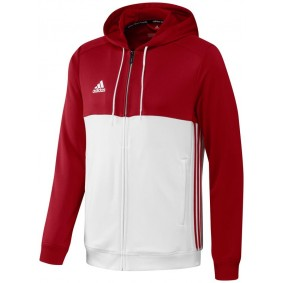 Maillots de Hockey - Vêtements de Hockey - kopen - Adidas T16 sweater à capuche homme rouge