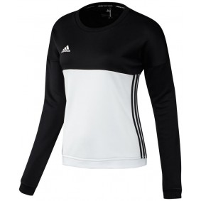 Maillots de Hockey - Vêtements de Hockey - kopen - Adidas T16 Crew sweater femme noir