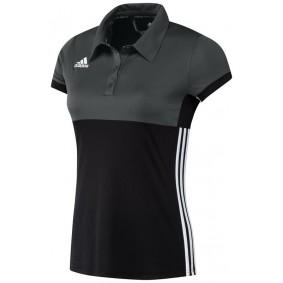 T-shirts de Hockey - Vêtements de Hockey - kopen - Adidas T16 Climacool Polo femme noir