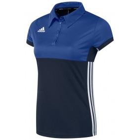T-shirts de Hockey - Vêtements de Hockey - kopen - Adidas T16 Climacool Polo femme marine