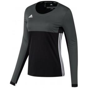 T-shirts de Hockey - Vêtements de Hockey - kopen - Adidas T16 Climacool manches longues Tee femme noir