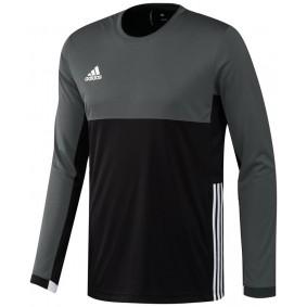 T-shirts de Hockey - Vêtements de Hockey - kopen - Adidas T16 Climacool manches longues Tee homme noir