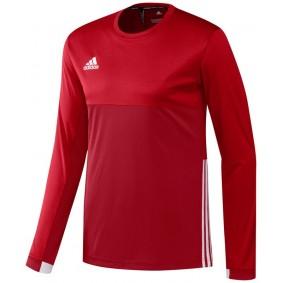 T-shirts de Hockey - Vêtements de Hockey - kopen - Adidas T16 Climacool manches longues Tee homme rouge