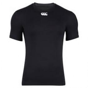 T-shirts de Hockey - Vêtements de Hockey - kopen - Canterbury froid manches courtes homme noir