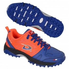 Chaussures de Hockey - Chaussures Dita - Chaussures pour jeunes - Promotions - kopen - Dita Callisto orange/bleu (EN SOLDE)
