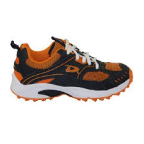 Chaussures de Hockey - Chaussures Dita - Chaussures pour jeunes - Promotions - kopen - Dita Max jeunes marine/Orange (EN SOLDE)