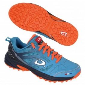 Chaussures de Hockey - Chaussures Dita - Chaussures pour jeunes - Promotions - kopen - Dita Triton bleu/orange (EN SOLDE)