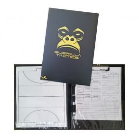 Accessoires de hockey - Arbitre, coach et entraîneur - kopen - Guerilla classeur tactique d'entraineur