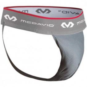 Prevention de blessure - kopen - Mcdavid HexMesh supporteravec flexcup 3300