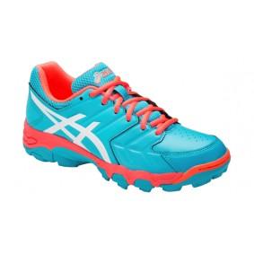 Chaussures Asics - Chaussures de Hockey - kopen - Asics Gel-blackheath 6 femme – bleu