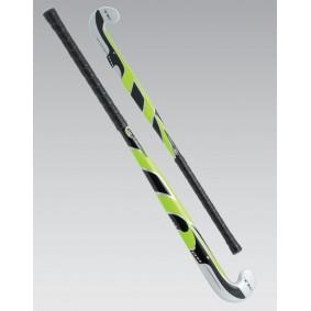 Crosses de hockey - Crosses pour de jeunes - TK - kopen - TK Synergy S jeunes Late Bow noir Limeet SOLDE