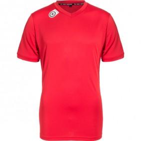 T-shirts de Hockey - Vêtements de Hockey - kopen - The Indian Maharadja homme Tech maillot rouge
