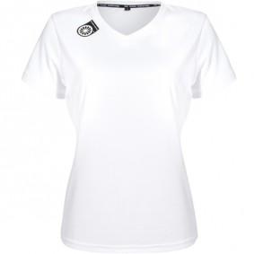 T-shirts de Hockey - Vêtements de Hockey - kopen - The Indian Maharadja femme Tech maillot blanc