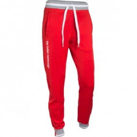 Pantalons de Hockey - Vêtements de Hockey - kopen - The Indian Maharadja femme Tech pantalon rouge