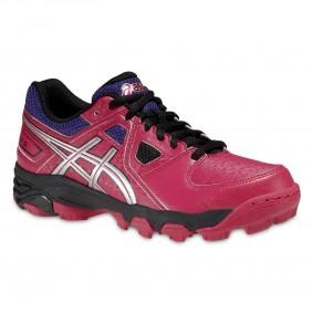 Chaussures Asics - Chaussures de Hockey - Chaussures pour jeunes - Promotions - kopen - Asics Gel-blackheath 5 GS jeunes rose/violet (EN SOLDE)