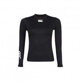 T-shirts de Hockey - Vêtements de Hockey - kopen - Canterbury froid manches longues Top femme noir