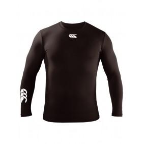 T-shirts de Hockey - Vêtements de Hockey - kopen - Canterbury froid manches longues Top jeunes noir