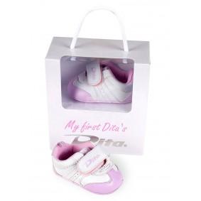 """Accessoires de hockey - Cadeaus et gadgets - kopen - Dita bébé chaussures de hockey """"My First Dita's"""" rose"""