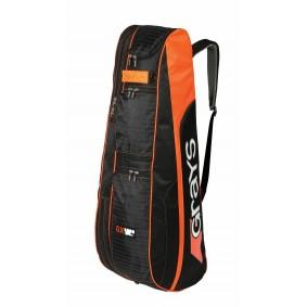 Housses - Sacs de Hockey - kopen - Grays housse GX8500 Jumbo noir/orange