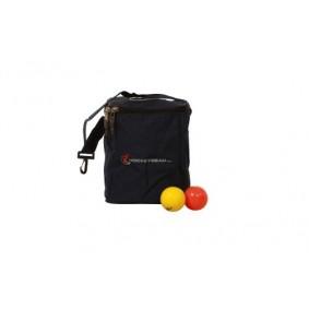 Accessoires de hockey - Arbitre, coach et entraîneur - kopen - Hockeygear.eu sac de balless pour 24 balless marine