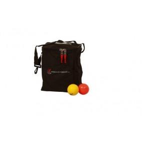 Accessoires de hockey - Arbitre, coach et entraîneur - kopen - Hockeygear.eu sac de balless pour 24 balless noir