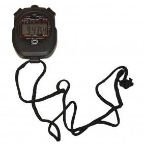 Accessoires de hockey - Arbitre, coach et entraîneur - kopen - Stanno chronomètre noir