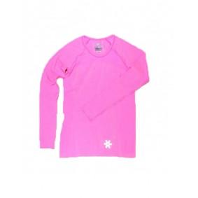 Osaka vêtements - Vêtements de Hockey - kopen - Osaka Tech Knit manches longues Tee femme – rose Melange