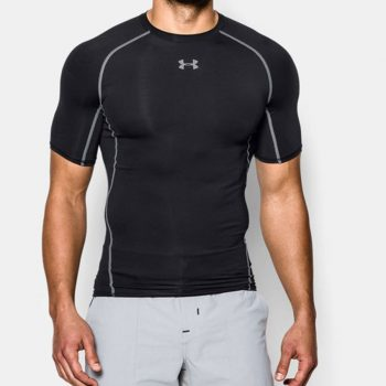 Under Armour HeatGear Armour Compression SS - noir. Normal price: 29.95. Our saleprice: 25.50