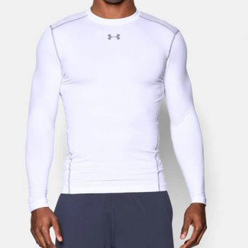 Under Armour ColdGear Armour Compression Crew - blanc. Normal price: 54.95. Our saleprice: 49.95