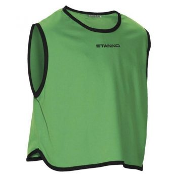 Stanno vert chasuble de sport. Normal price: 6.99. Our saleprice: 5.59