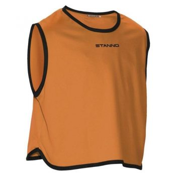 Stanno orange chasuble de sport. Normal price: 6.99. Our saleprice: 5.59