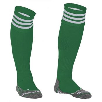 Stanno Ring chaussettes vert/blanc. Normal price: 9.95. Our saleprice: 7.95