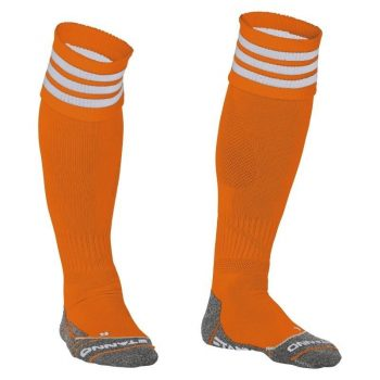 Stanno Ring chaussettes orange/blanc. Normal price: 9.95. Our saleprice: 7.95