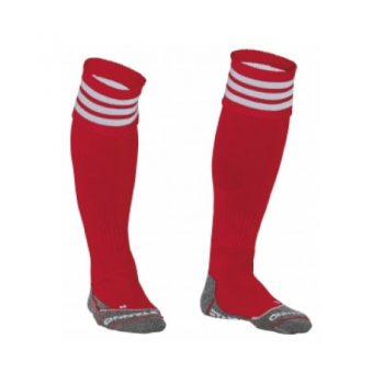 Stanno Ring chaussettes rouge/blanc. Normal price: 9.95. Our saleprice: 7.95