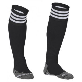 Stanno Ring chaussettes noir/blanc. Normal price: 9.95. Our saleprice: 7.95