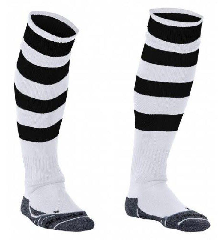 Stanno Original chaussettes blanc/noir. Normal price: 9.95. Our saleprice: 8.25
